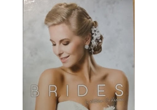 Modellenboek (Bruid) Brides By William De Ridder