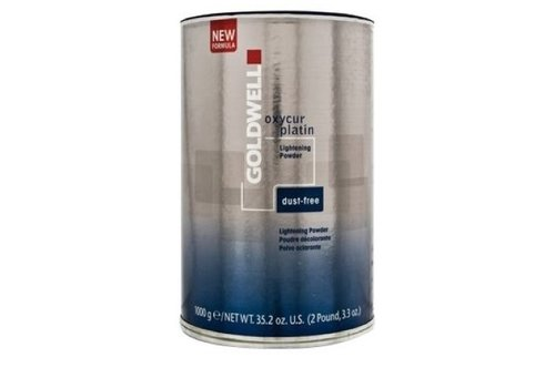 Goldwell OXYCUR PLATIN DUST FREE 500GR
