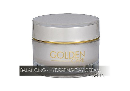 Golden Care GOLDEN CARE BALANCING & HYDRATING DAY CREAM 50ML