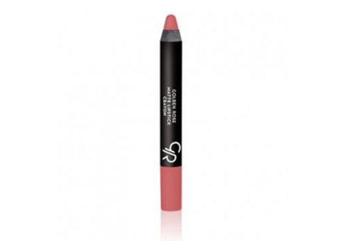 Golden Rose CRAYON MATTE LIPSTICK 13