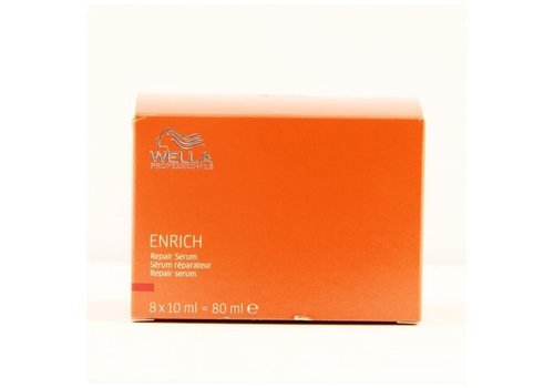 Wella WELLA ENRICH REPAIR SERUM 8 X 10ML