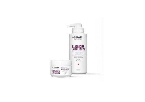 Goldwell Goldwell Ds* Bl + Hl 60S Treatment 500ML