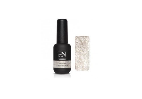 Pronails PRONAILS SOPOLISH 80 SILVER SUGAR 8 ML