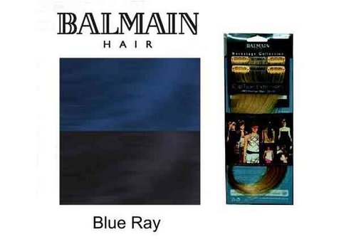 Balmain BALMAIN CLIP TAPE EXTENSION 25CM BLUE RAY