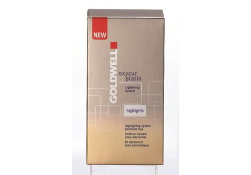 Goldwell OXYCUR PLATIN HIGHLIGHTS