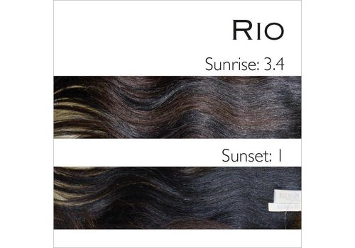 Balmain BALMAIN HAIR DRESS EXTRA FULL 40CM RIO
