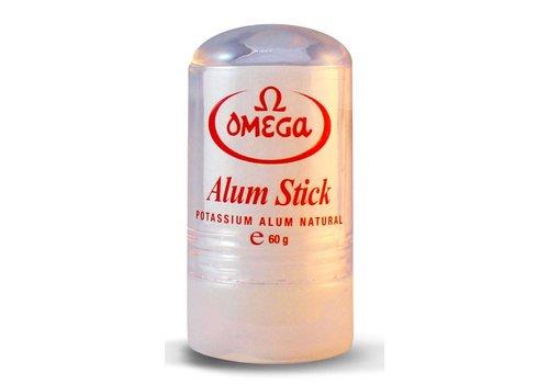 Omega Omega Aluin Stick 60 Gr Bloedstelper