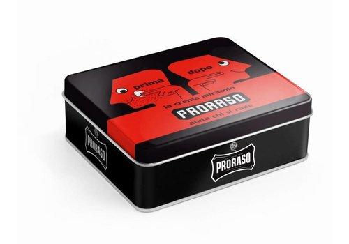 Proraso Proraso Rood Giftbox Pre Shave Scheercreme