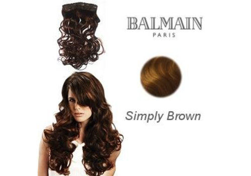 Balmain BALMAIN COMPLETE 60CM SIMPLY BROWN