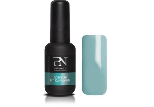 Pronails PRONAILS SOPOLISH 71 ROAD TO INFINITY 8 ML