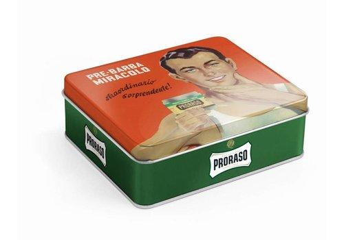 Proraso Proraso Groen Giftbox Pre Shave Scheercreme