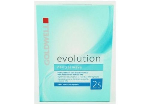 Goldwell EVOLUTION NEUTRAL WAVE 2 SOFT 210ML