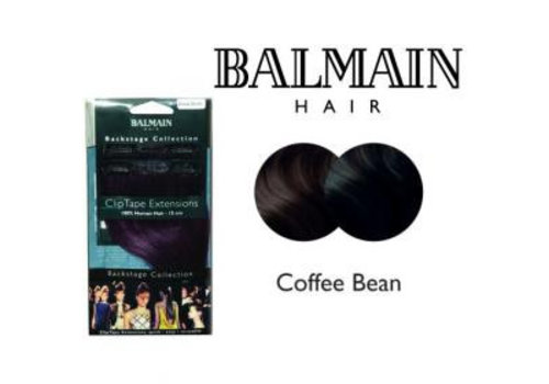 Balmain BALMAIN CLIP TAPE EXTENSION 25CM COFFEE BEAN
