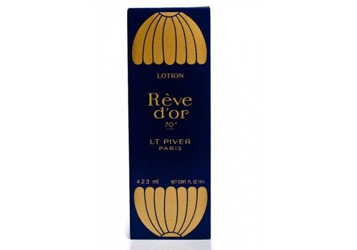 L.T. Piver PIVER LOTION 423 ML. REVE D'OR