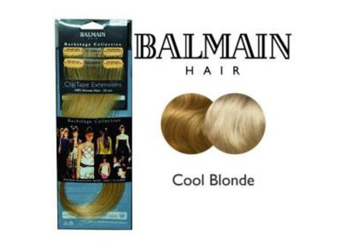 Balmain BALMAIN CLIP TAPE EXTENSION 25CM COOL BLOND