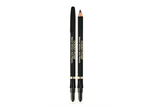 Golden Rose Golden Rose Smokey Eye Pencil Effect Deep Black