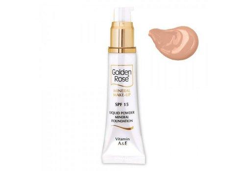Golden Rose Mineral Liquid Foundation 7