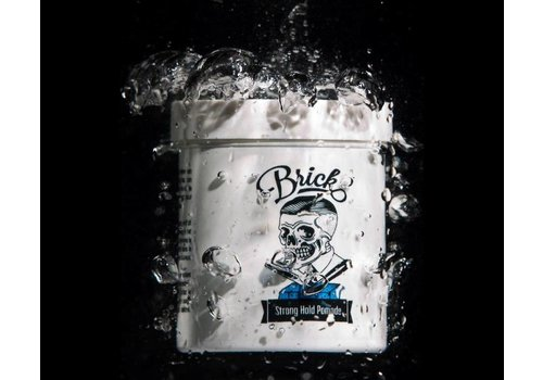 Brick Pomade BRICK POMMADE STRONG 250 ML.