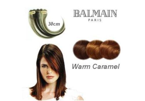 Balmain BALMAIN COLOR FRINGE 30CM WARM CARAMEL