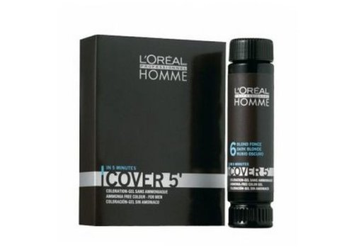 Loreal LOREAL HOMME COVER5 4 BRUIN
