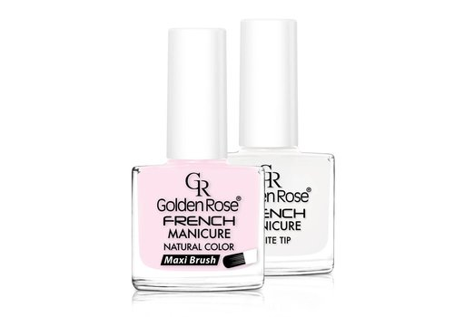 Golden Rose FRENCH MANICURE SET 03