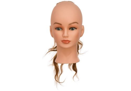 Sinelco Haarstukje Middenbruin 20-35 Cm