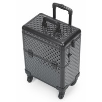 2 IN 1 BLACK BEAUTY TROLLEY