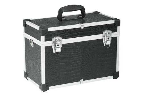Sinelco COMPACT CROCO BEAUTY CASE 38X20X27CM SIBEL