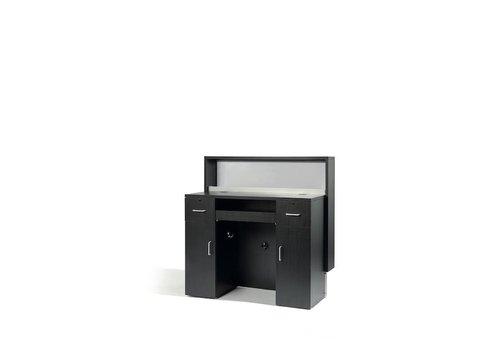 Sibel Furniture AUREOLA RECEPTION DESK WITH LIGHTENING SYSTEM SIBEL