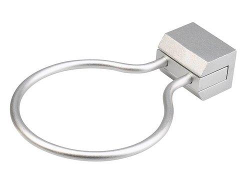 Sinelco Ring Go-Metalen Haardrogerhouder Met Muurbevestiging