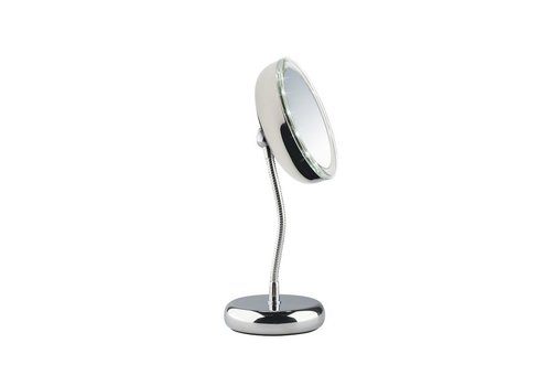 Sinelco Lisboa 13Cm Led Table & Magnetic Pocket Mirror X3