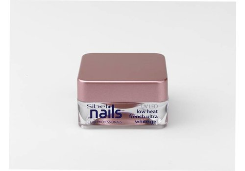 Sinelco UV GEL VOOR NAGELS 15ML FRENCH WIT