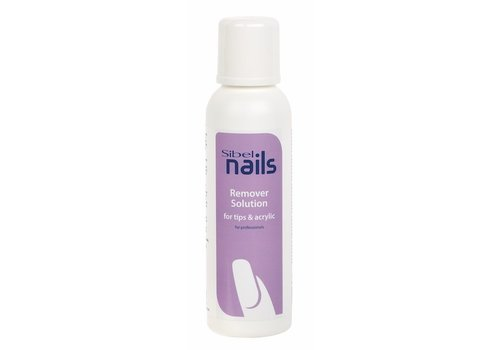 Sinelco REMOVER SOLUTION FOR TIPS & ACRYLIC 150ML