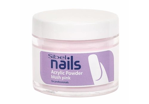 Sinelco Acrylic Powder Blush Pink 45G