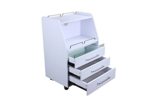 Sinelco HALLE TROLLEY WITH UV CLEANSING DRAWER