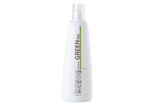Green Tea by Sibel SHAMPOO GREEN TEA FLEXI CURL 330ML