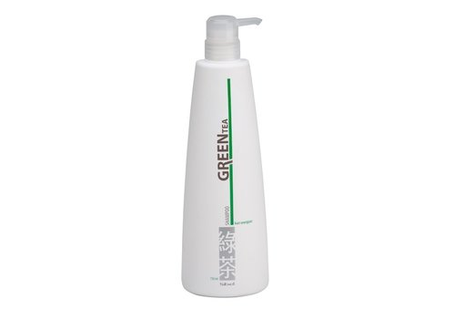 Green Tea by Sibel SHAMPOO GREEN TEA HAIR ENERGIZER 750ML
