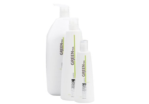 Green Tea by Sibel SHAMPOO GREEN TEA FLEXI CURL 4000ML