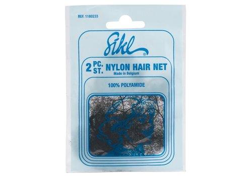 Sinelco Dagnet Nylon Hair Net 12 Zakjes Van 2St Donkerbruin