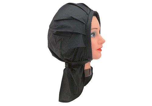 Sinelco Permanentmuts Met Velcro Zwart