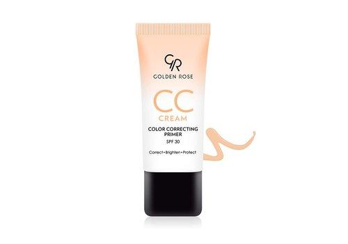 Golden Rose Cc Cream Color Correcting Primer Orange