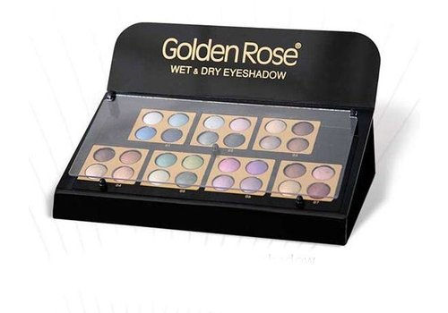 Golden Rose GOLDEN ROSE WET & DRY DISPLAY