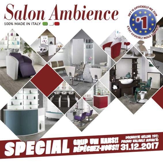 Salon Ambience Aanbiedingen