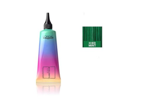 Loreal LOREAL COLORFUL HAIR ICED MINT