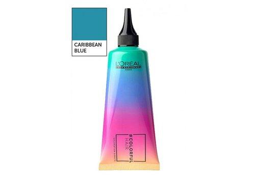 Loreal LOREAL COLORFUL HAIR CARIBBEAN BLUE