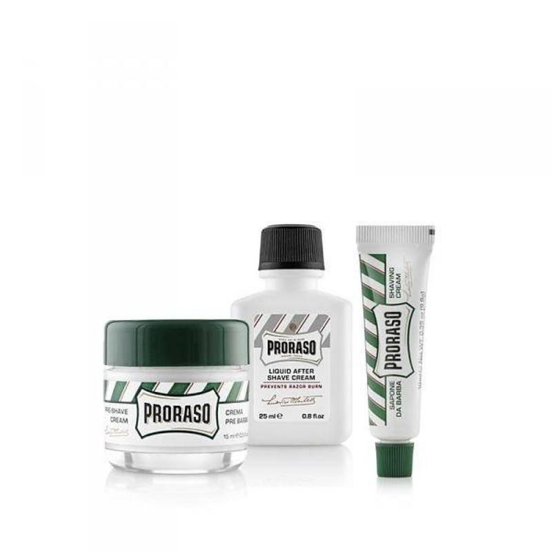 Reisset Shaving Foam, Pre-Shave Cream & After Shave Balm