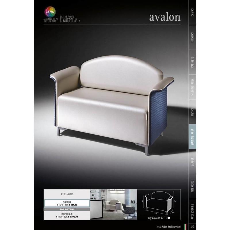 Avalon Sofa Met Dryer Brackets