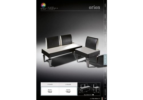 Salon Ambience ORION ONE SEATER