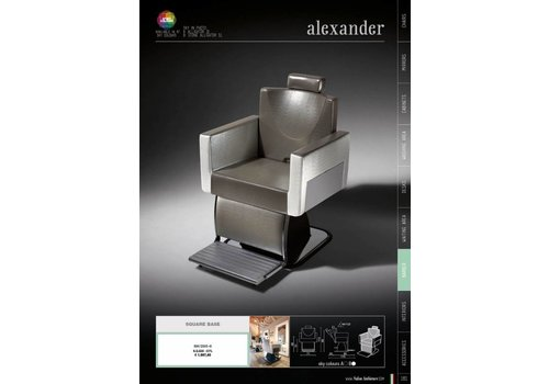 Salon Ambience ALEXANDER BARBER CHAIR