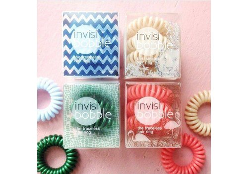 Invisibobble Invisibobble Original Elastiek Mix Kleuren 6x 3 Stuks
